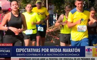Llega la media maratón presencial