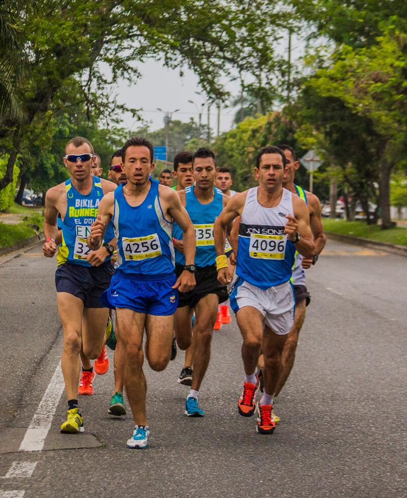 media maraton cali 2019