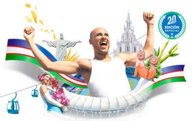 Cali Ciudad Deportiva se activa por la vida con la Media Maratón Cali Presencial