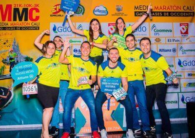 Media Maratón Cali 2019